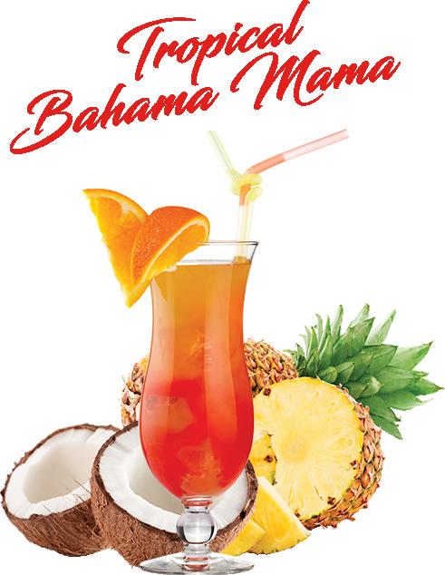 Tropical Bahama Mama